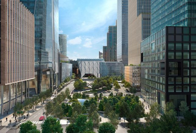 Hudson Yards Gets A $1.2B Boost From Children's Investment Fund