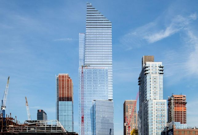 Coach Gets $707M For 44% Stake In 10 Hudson Yards