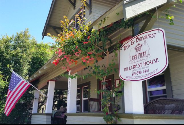 Small lodging services, like the Hillcrest B&B, will not longer be assessed a 2% hotel surcharge for tourism marketing