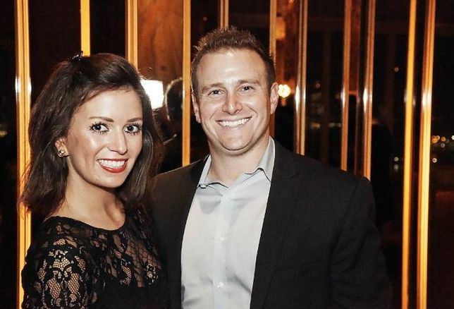 Mission Capital  Advisors director Gregg Applefield and wife Tami