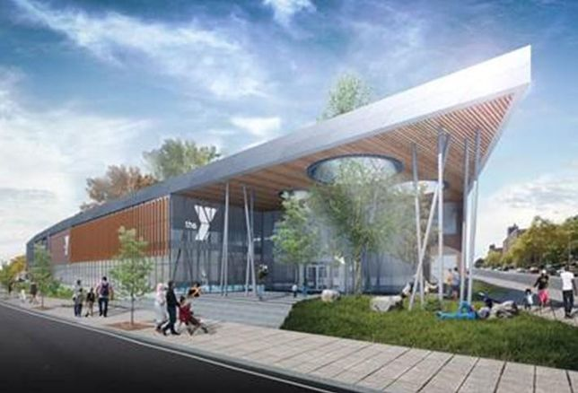50k SF State-Of-The-Art Rec Center Coming To Edenwald
