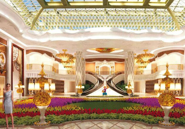 Wynn Breaks Ground On $2B Resort