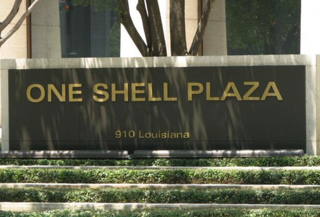 One Shell Plaza