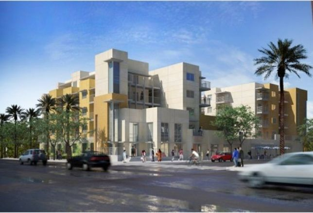 North Park is getting San Diego's first San Diego's first LGBT, mixed-income senior apartment community, a $27M project with .  76 units.