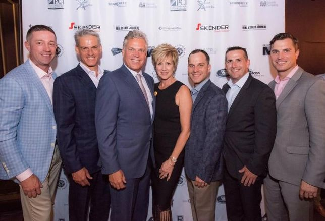 Skender Foundation Board of Directors: Justin Brown, Mark Skender, Joe Skender, Cheryl Skender, Brian Skender, Jerry Ball, Jeff Skender