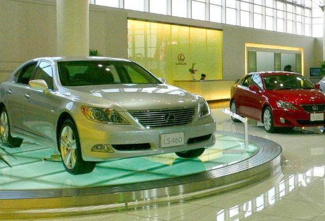 Car dealership, Auto Sales, Lexus
