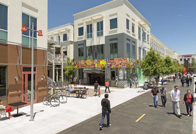 Facebook Menlo Park HQ