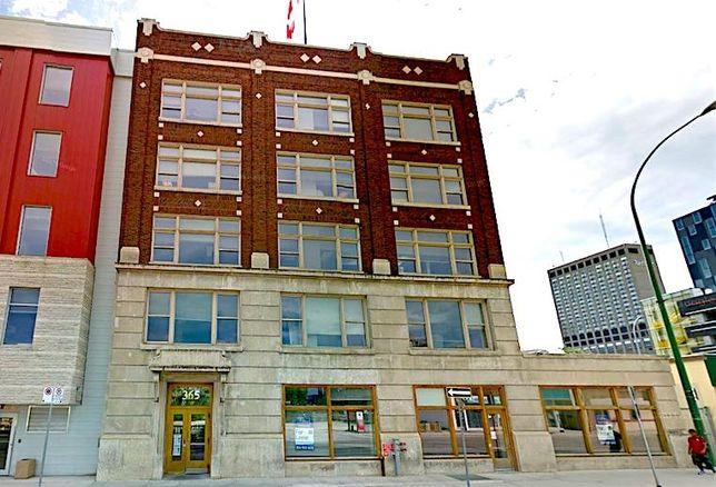 365 Hargrave St in Winnipeg