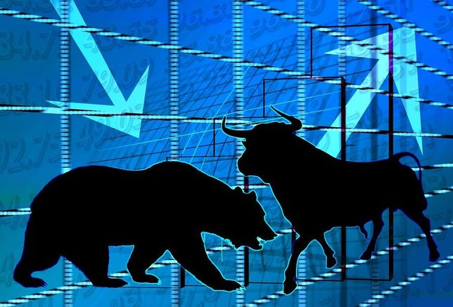Stock Market, Bullish Bearish markets