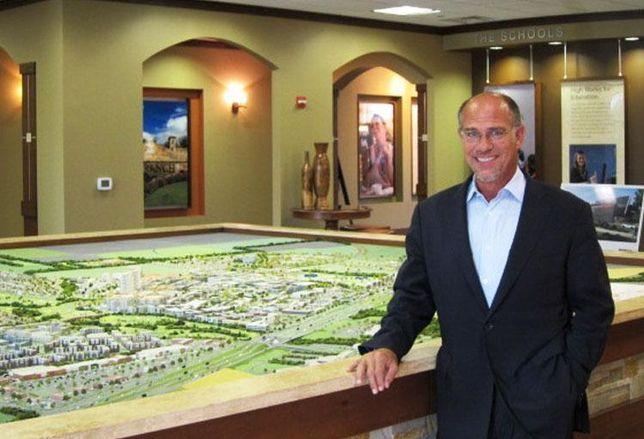 David H. Craig Master Developer/Principal Founder Craig Ranch