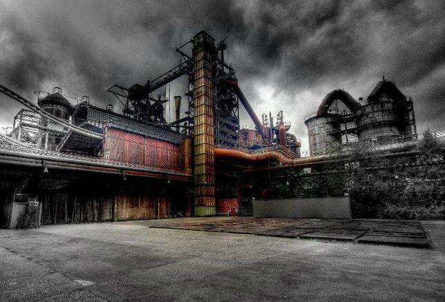 Industrial Market, industrial, warehouse