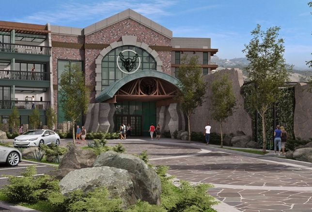 Stone Brewry has partnered with Untitled Hospitality to develop a 99-room brewery-themed hotel adjacent to Stone Brewery in Escondido