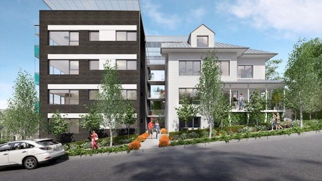Ultragreen Apartments Using Passive House Design Planned For Capitol Hill