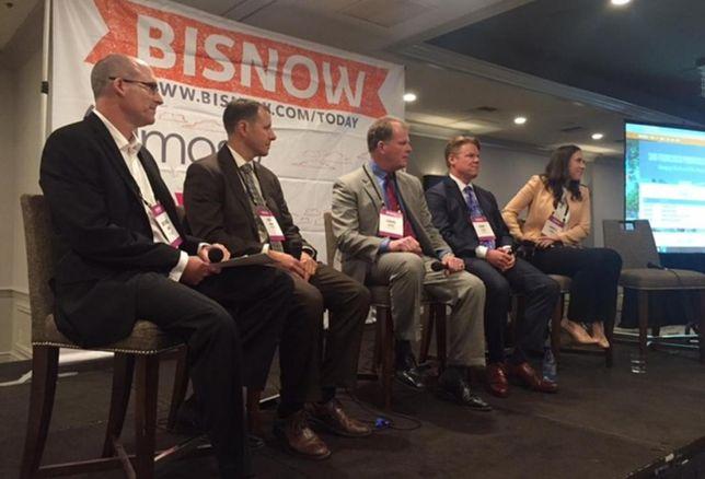 Michael Dern, Jeff Brink, Craig Rossi, Gene Klein, and Krista Raines