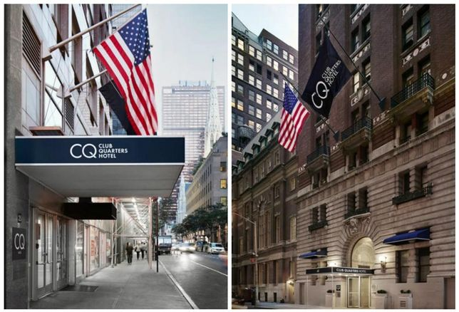 Sam Chang Buys Two Club Quarters Hotels From Rockwood Capital