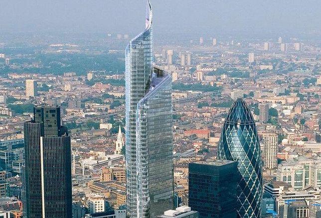 22 Bishopsgate, London's tallest tower