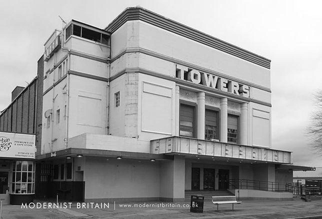 Towers Cinema