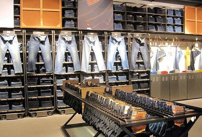 Levi's flagship store on Regent Street
