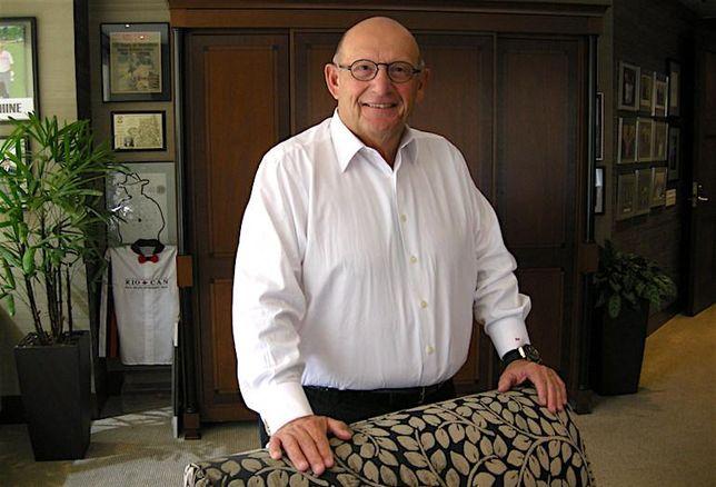 RioCan REIT CEO Edward Sonshine