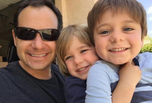 Jay Rubin and Family
