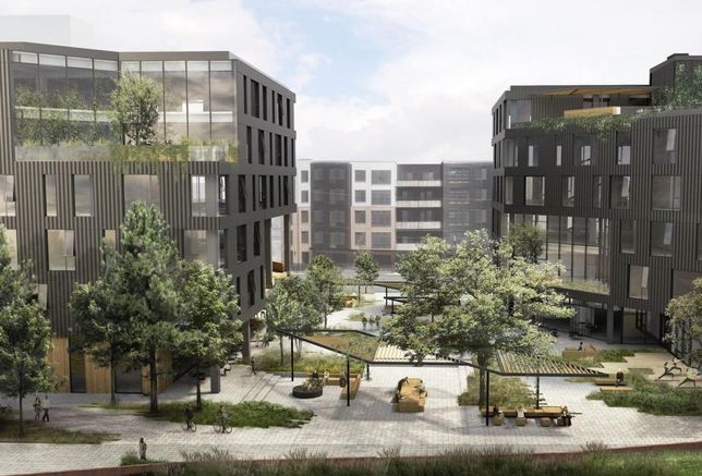 300k SF Urban Office Campus Coming To Frontside District