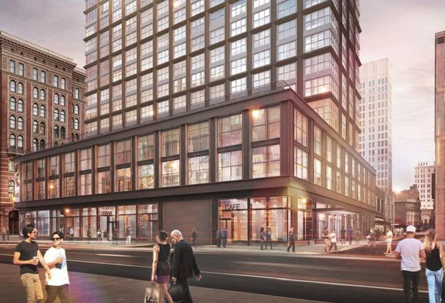 East Market's Second Residential Tower Gets Easy Green Light From CDR