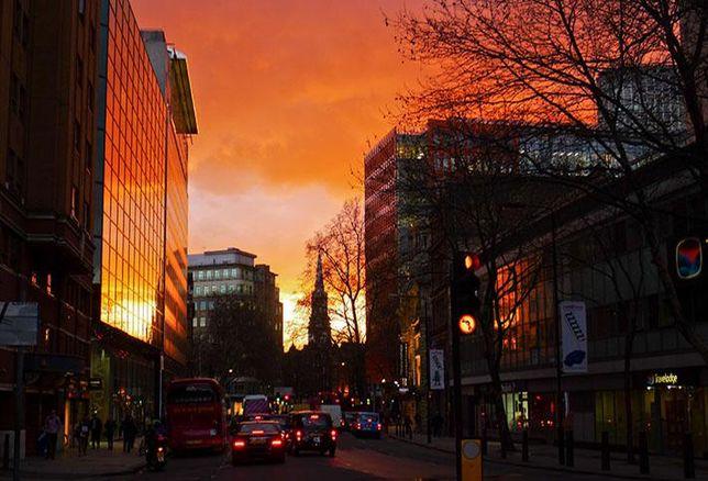 St Giles, London