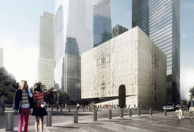 World Trade Center Performing Arts Center Plans Back On Track After Funding Deal