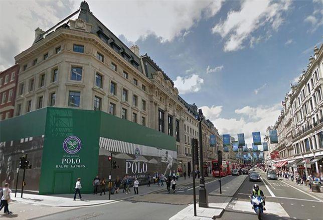 Ralph Lauren, coming soon to Regent Street