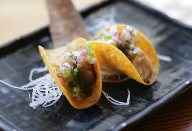 Nobu Tacos