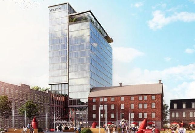 Lighthouse Point's Phase 2 To Include Westin Hotel Through Partnership with Starwood