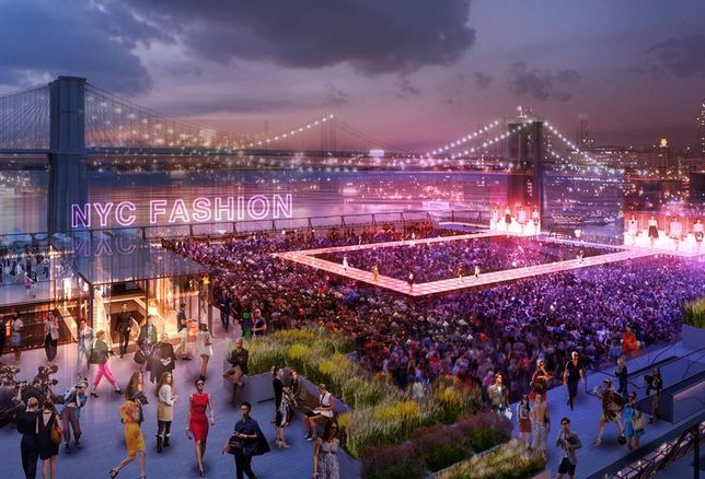 The Seaport District Lands Another Innovative International Retailer