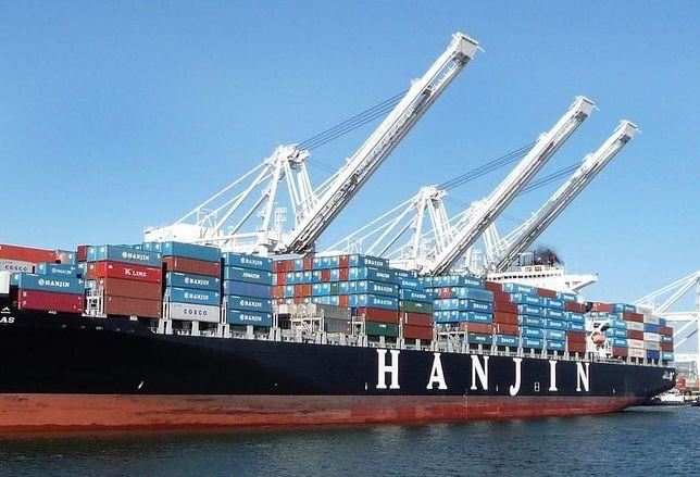 Hanjin Shipping 1
