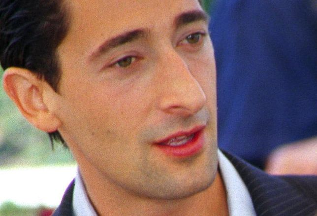Adrian Brody Cannes