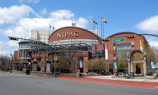 NJPAC's One Theater Square Comes To Life