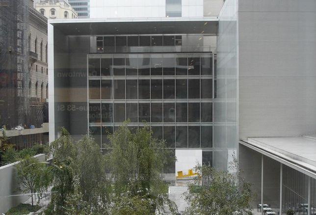 MoMA's Renovations Just Got 28k SF Bigger, Building Permits Say