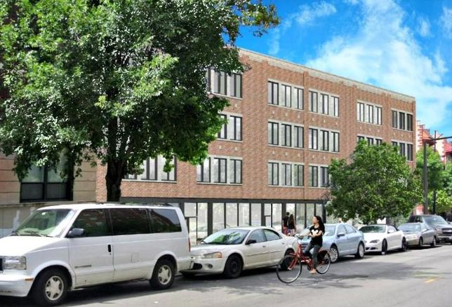 Quest Realty wants to build a 33-unit TOD at 4420-4444 North Sheridan Road in Uptown.