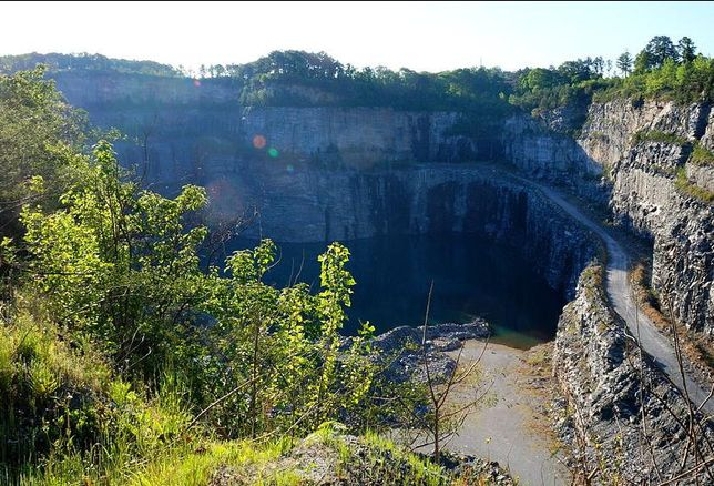 Bellwood Quarry, Georgia