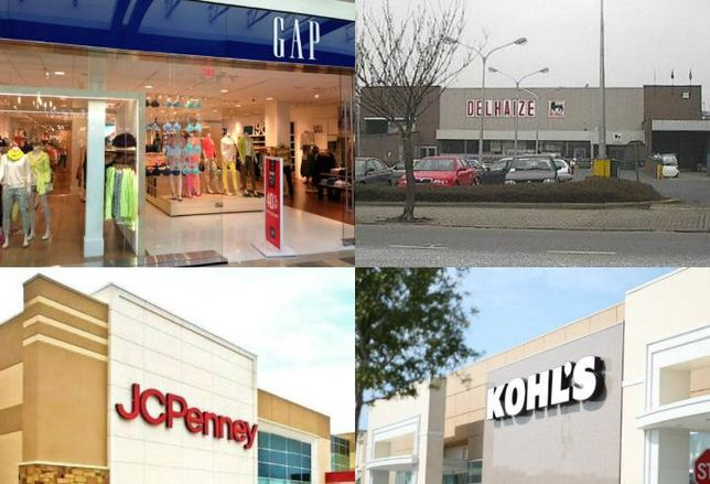 These 5 Retailers Were Once The Top-Grossing In The Country