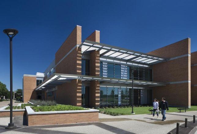 Sabine Hall Science Building LEED Platinum