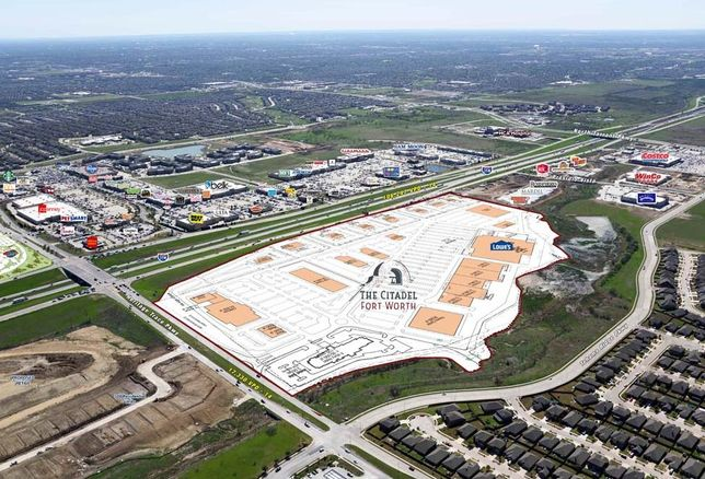 North Fort Worth is on the brink of becoming a major retail destination. Presidio North has changed hands from Las Vegas-based Diversified Real Estate Group to De La Vega Group. Transwestern managing director Steve Williamson repped both parties.