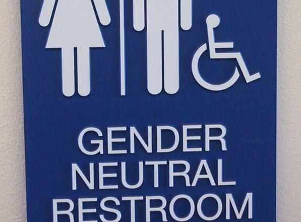 Gender Neutral Bathroom