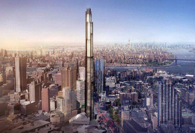 Brooklyn's First Supertall Breaks Ground