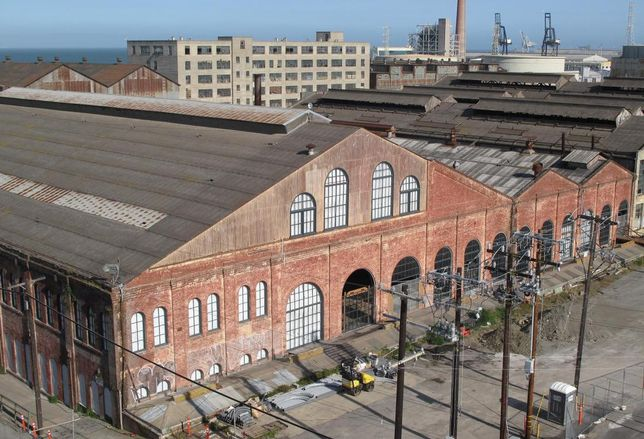 Historic Pier 70 Leases 130K SF To Single Tenant
