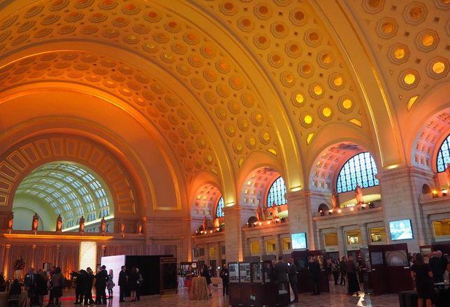 Union Station main hall restoration