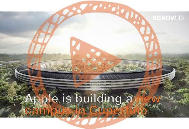 new apple campus 2 spaceship headquarters
