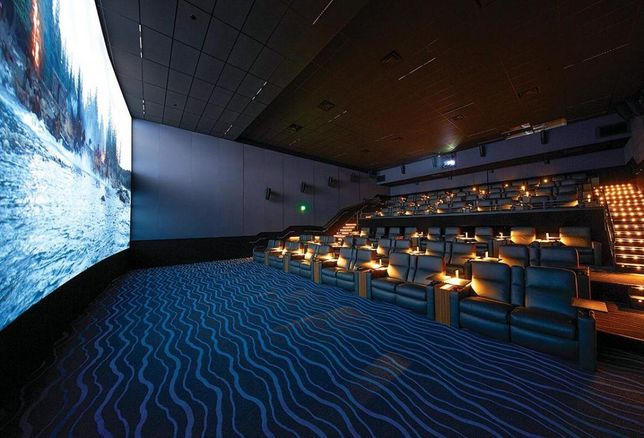 Luxury Cinema Premiering At City Center Bishop Ranch