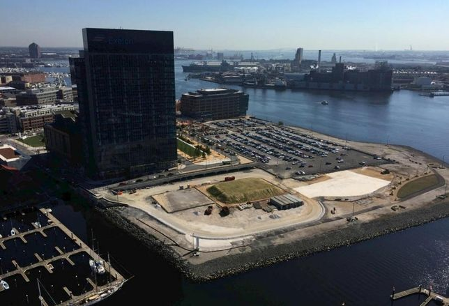 Harbor Point's Newest Building, Wills Wharf, To Begin Construction Early Next Year