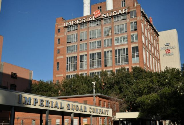 Imperial Sugar Factory