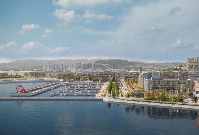FivePoint Unveils Sustainability Plan For San Francisco's Shipyard